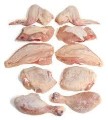 Frozen Chicken Feet, Chicken Parts, Chicken Whole