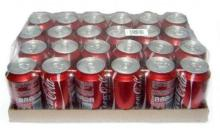 Coca Classic 330ml products/drinks in cans Cola