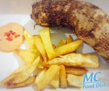Malanga Fries