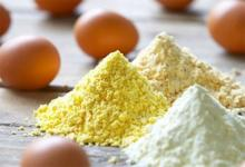Best quality organic whole egg powder for food