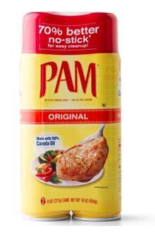 PAM No Stick Cooking Spray