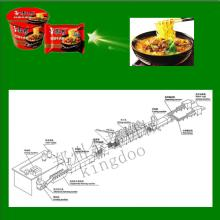 fried noodle processing machine /machinery/ equipment