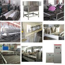 economic high efficient fried instant noodle production line
