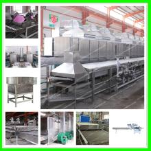 Hot sale full automatic non-fried instant noodle making machine