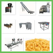 Complete processing line of dry pasta  machine