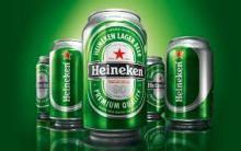 Heneiken Beer and 664