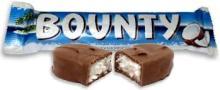 Bounty/Mars/Snickers/Twix