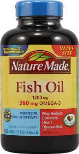 Best quality fish oil Omega 3 6 9 1200mg soft gel capsule