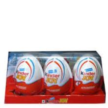 QUALITY KINDER JOY FOR SALE