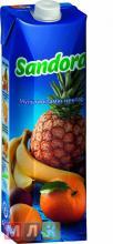 Multifruit nectar Sandora