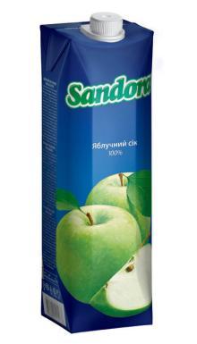 Apple juice Sandora