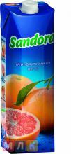 Grapefruit juice Sandora