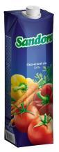 Vegetable juice Sandora