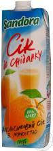 Orange juice Sandora Breakfast