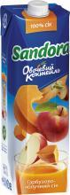 Pumpkin-apple juice Sandora Vegetable Coctail