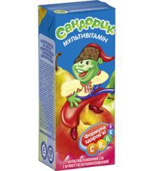 Multivitamin juice Sandorik