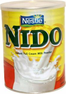 Nido/Nestle Milk powder for adults 400g, 900g1800g, &2500g available for sale