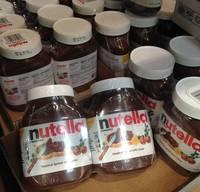 Nutella Ferrero Chocolate Cream 400g ,750g & 800g Available