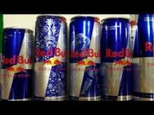 RedBull Energy Cans Available
