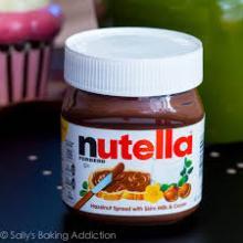 Authentic Nutella Cream Chocolate 230g