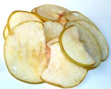 Japanese Pear Chips