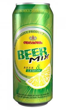 Beer-Mix Lemon taste