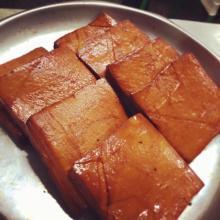 Dry Tofu