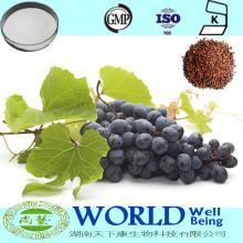 100% natural Resveratrol Grape Skin Extract Resveratrol Trans Resveratrol Grape Skin Extract