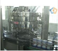 4head Can sealing machine