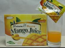 10 Boxes Leisure 18 Slimming Mango Juice
