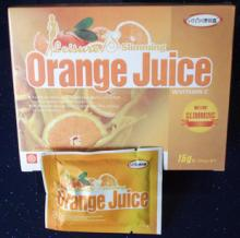 10 Boxes Leisure 18 Slimming Orange Juice