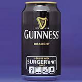 Draught Guinness Beer