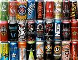 High quality energy soft drink