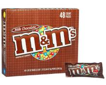 M Ms Milk Chocolate