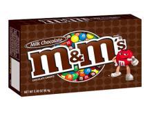 M&Ms Milk Chocolate Candies