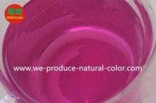beverage using colorant cabbage red