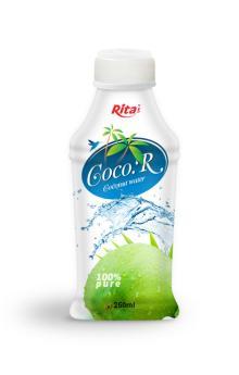Coconut water 250ml bottles