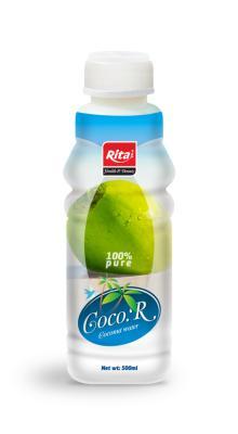 500ml bottle coconut water