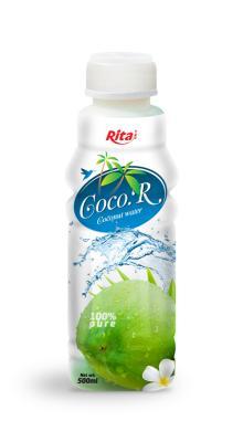 500ml bottles coconut water