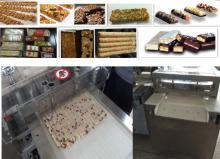 high quality automatic  muesli   bar  machine