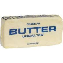 High Quality Unsalted Butter 82% Grade A