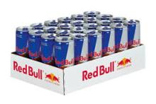 Red // Energy Drinks Bulls / Blue / Silver/