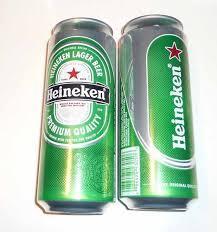 Dutch Heinekens Beer 24 can