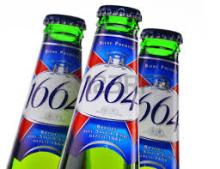 French Kronenbourg 1664 Blanc