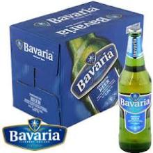 BAVARIA ALCOHOLIC AND NON ALCOHOLIC BEER .