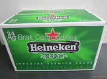 100% High Quality Dutch Heinekens Lager Beer 250ml