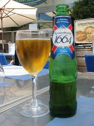 HIGH QUALITY KRONENBOURG 1664 BLANC BEER AND CARLSBERG BEER