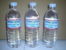 Purified Bottled Water/CRYSTAL GEYSER BOTTLED DRINKING WATER