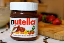Nutella 230g, Nutella 350g