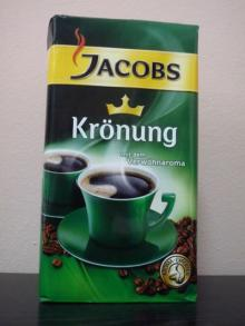 Jacobs Kronung 250g and 500g